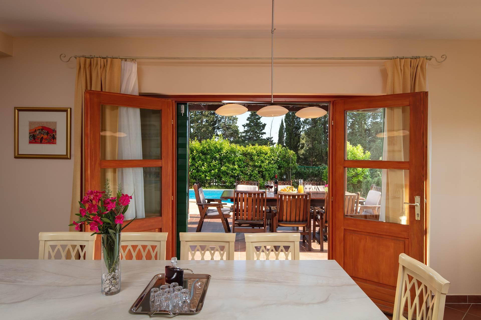 Terrace And Private Outdoor Pool | Villa Liza